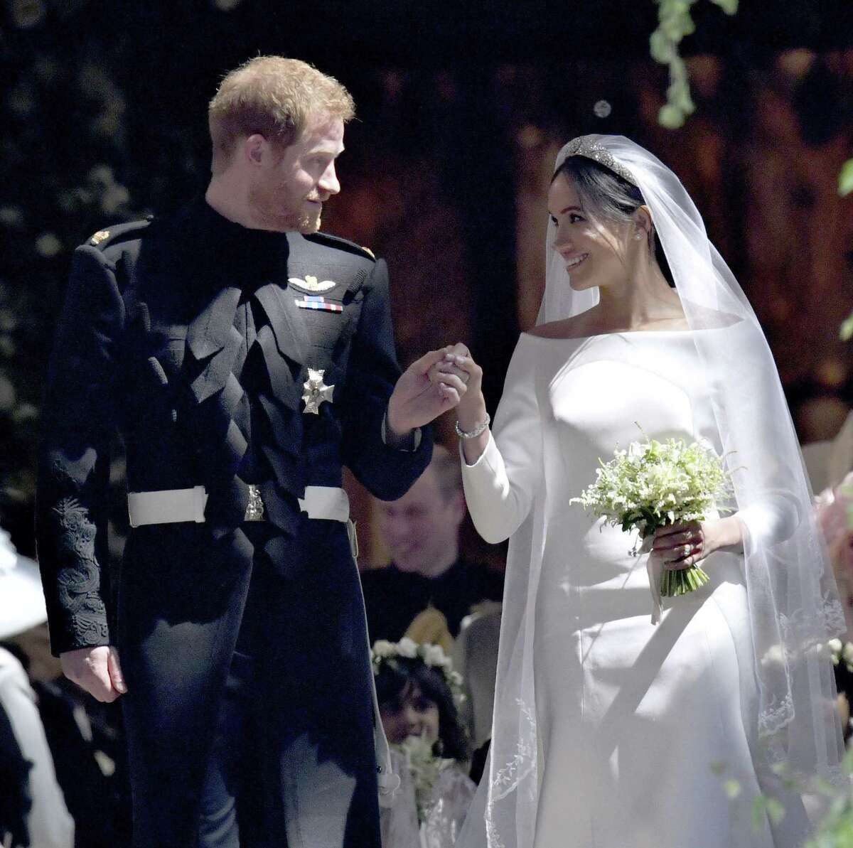 Prince Harry and Meghan Markle: During the royal wedding watched 'round the world, everyone's favorite redhead relinquished his perennial bachelor title to wed the former