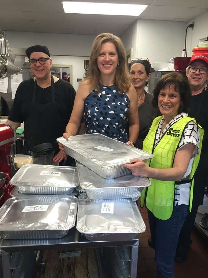 Second Servings of Houston has reached one million pounds of food donated thanks to the support of 175 donors. Photo: Second Servings