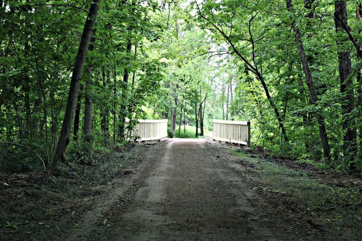 The Portland Airline Trail will be inaugurated Sunday.