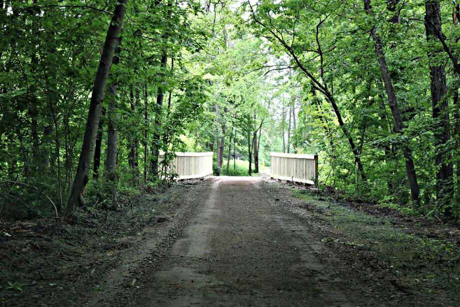 The Portland Airline Trail opened in June 2018. Photo: Contributed Photo