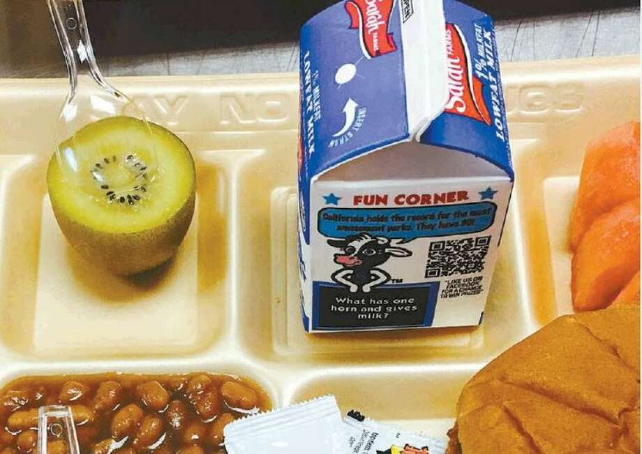 The West Texas Food Bank will launch its 2018 Summer Food Service Program beginning Monday. The program will provide nutritious lunches for students who are on break from school. Photo: Courtesy Of The West Texas Food Bank