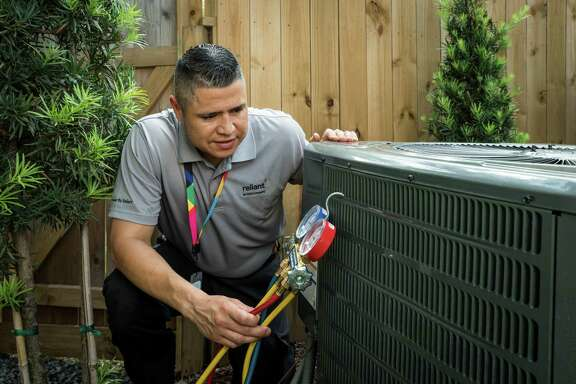 Getting regular maintenance and tune-ups on your air conditioner helps to make sure it is running efficiently, troubleshoot any problems and increase the lifespan of the system.