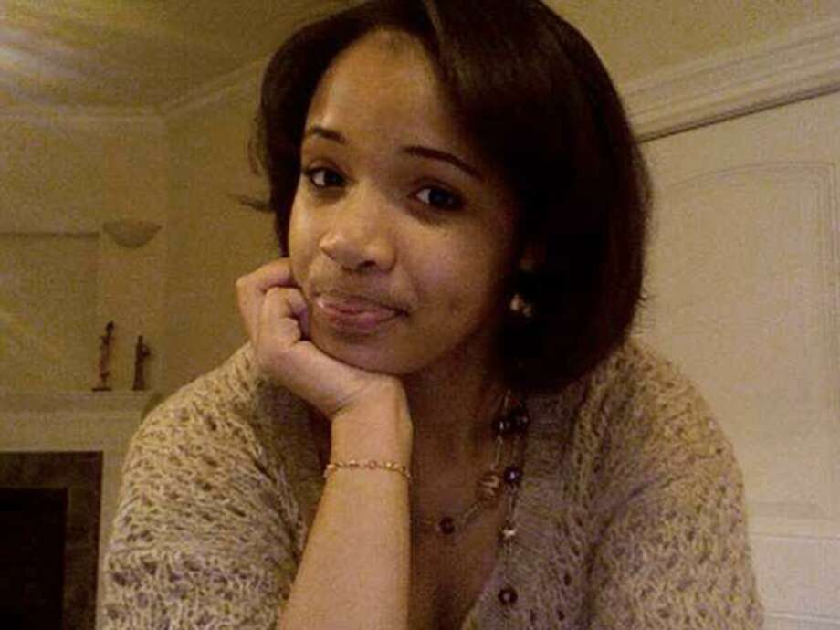 A family photo of 15-year-old Hadiya Pendleton of Chicago, who was was shot Jan. 29, 2013 while she talked with friends in a park about a mile from President Barack Obama's Chicago home. Her death inspired the national #WearOrange campaign Photo: Associated Press / Courtesy of Damon Stewart