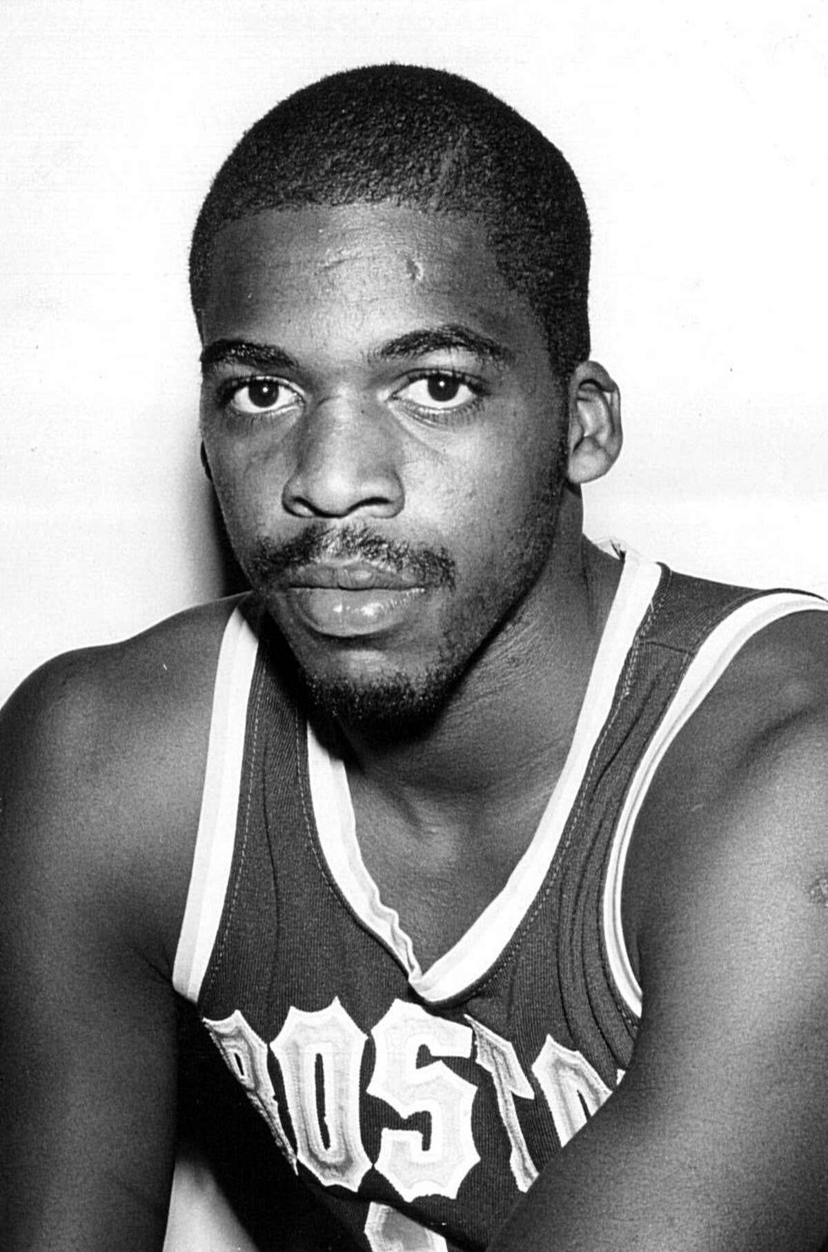 PRINT ARCHIVE: John Bagley, a standout basketball player at Harding High School, in Bridgeport, went on to a career playing in the NBA.