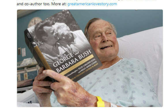 tk    SOURCE:  George H.W. Bush on Twitter