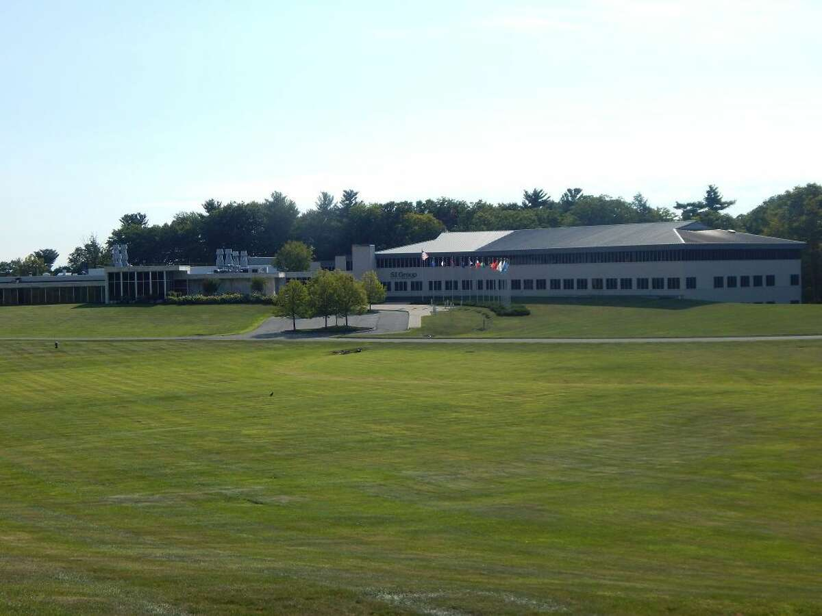 SI Group's headquarters on Balltown Road in Niskayuna