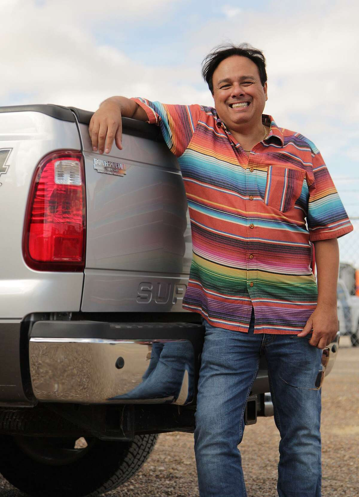 Two years ago, the feds seized Gerardo Serrano's pickup truck at the bridge in Eagle Pass. After two years and a lawsuit, the truck was released this month with little explanation. Serrano has filed a class action lawsuit asking a judge to order the federal government to promptly hold hearings for seized vehicles.