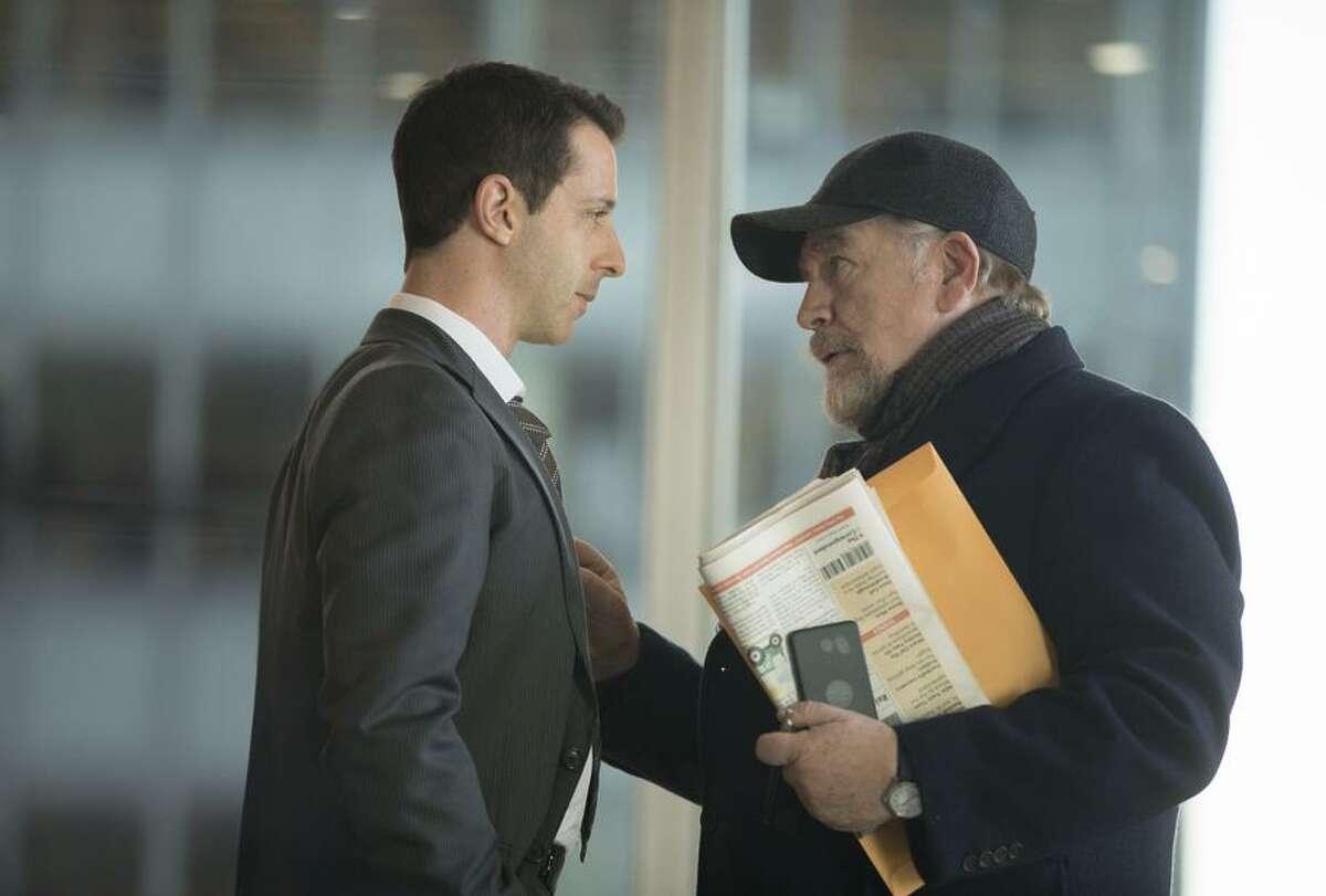 Season 1, Episode 1 (debut 6/3/18): Jeremy Strong, Brian Cox.