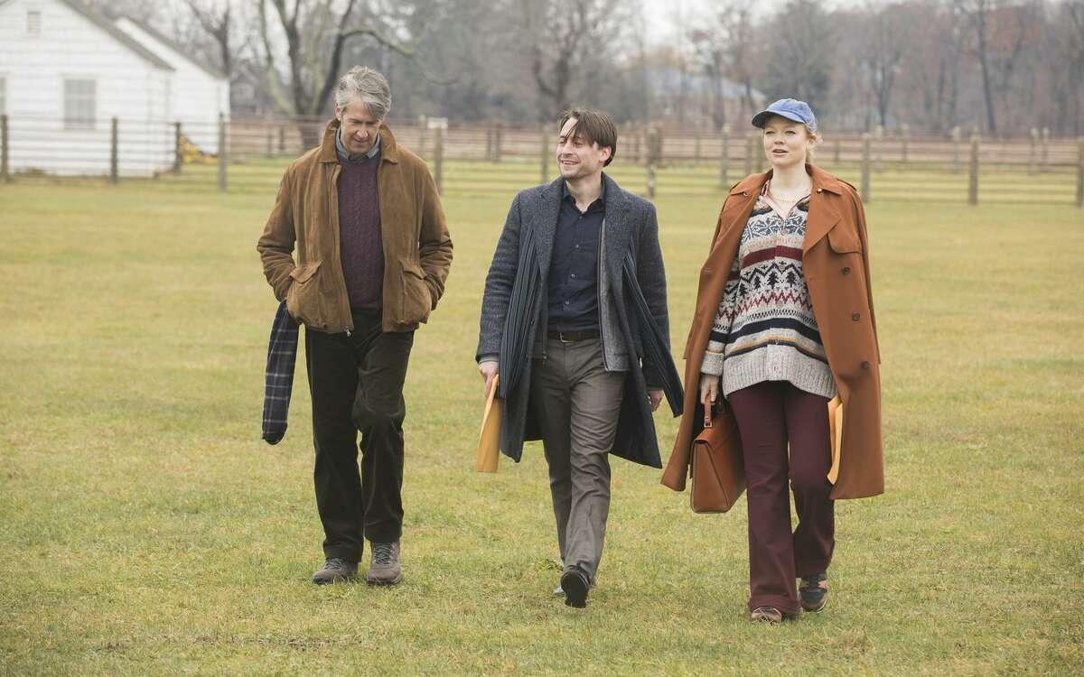 Season 1, Episode 1 (debut 6/3/18): Alan Ruck, Kieran Culkin, Sarah Snook.