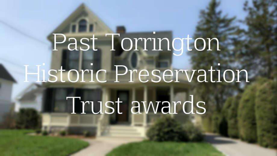 Torrington Historic Preservation Trust title slide