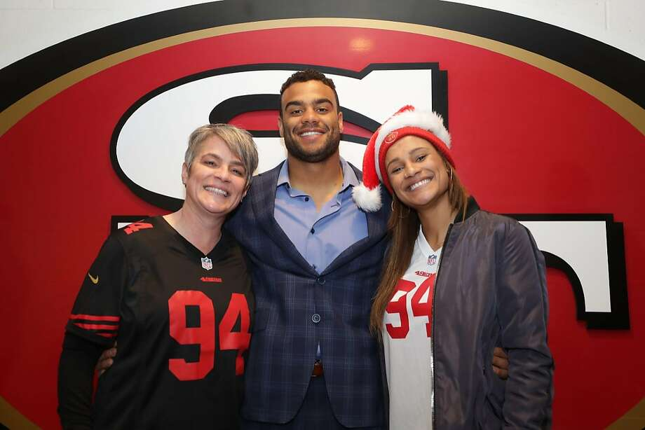 49ers' Thomas and parents speak out through unspeakable