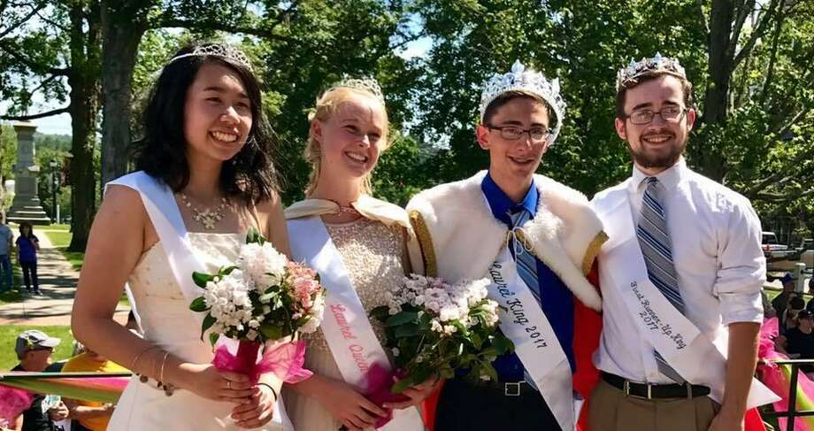 Kings and Queens at the 2017 Laurel Festival. Photo: Contributed Photo