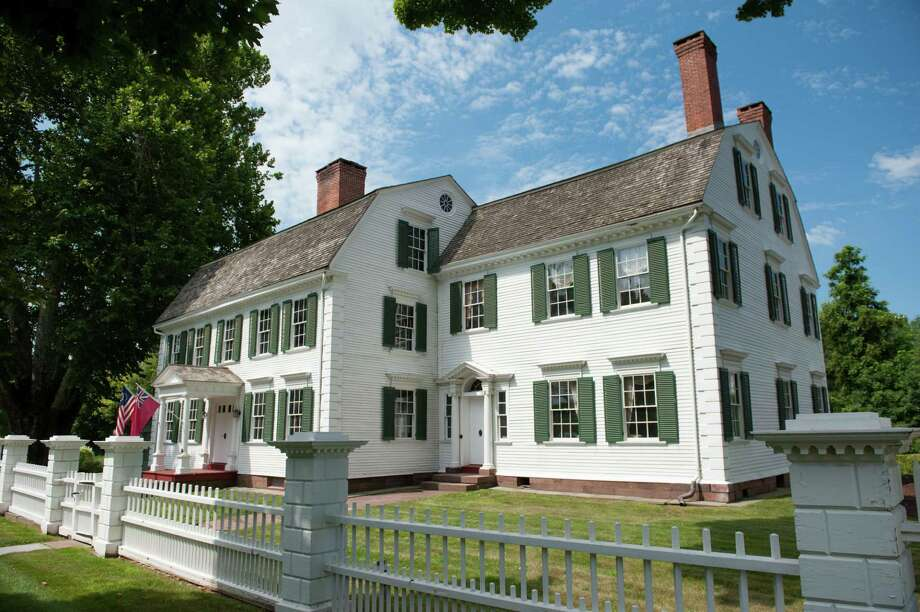 Connecticut Landmarks houses including the Phelps-Hatheway House & Gardens are taking part in Open House Day on June 9. Photo: Contributed Photo / Defining Studios
