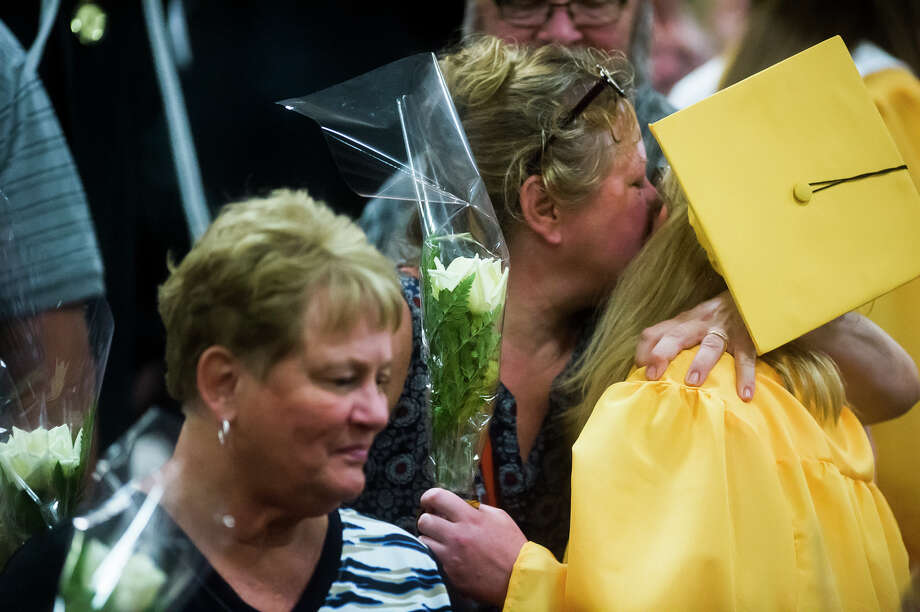 Scenes from Bullock Creek High School's commencement ceremony on Friday, June 1, 2018. (Katy Kildee/kkildee@mdn.net) Photo: (Katy Kildee/kkildee@mdn.net)