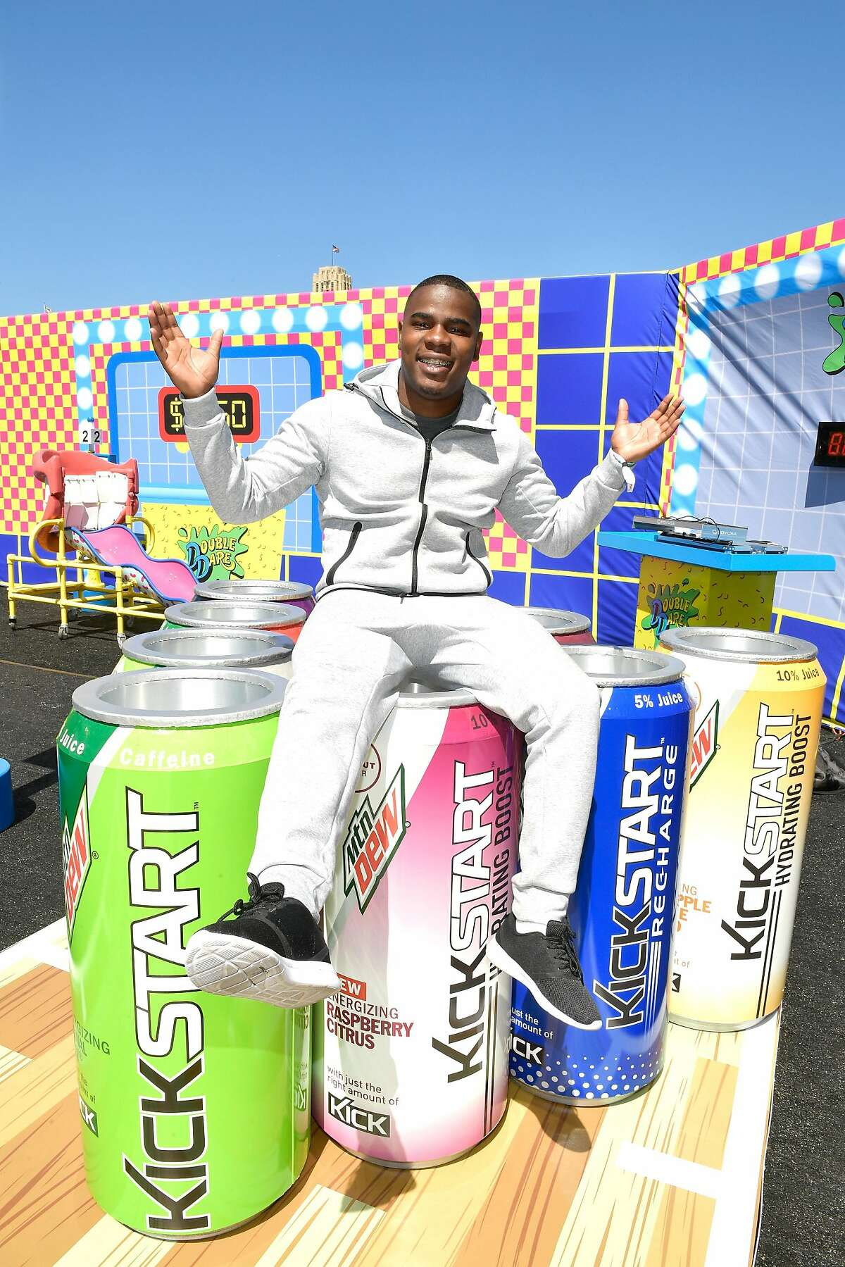 SAN FRANCISCO, CA - JUNE 01: HaHa Davis attends Double Dare presented by Mtn Dew Kickstart at Comedy Central presents Clusterfest on June 1, 2018 in San Francisco, California. (Photo by Matt Winkelmeyer/Getty Images for Mountain Dew)