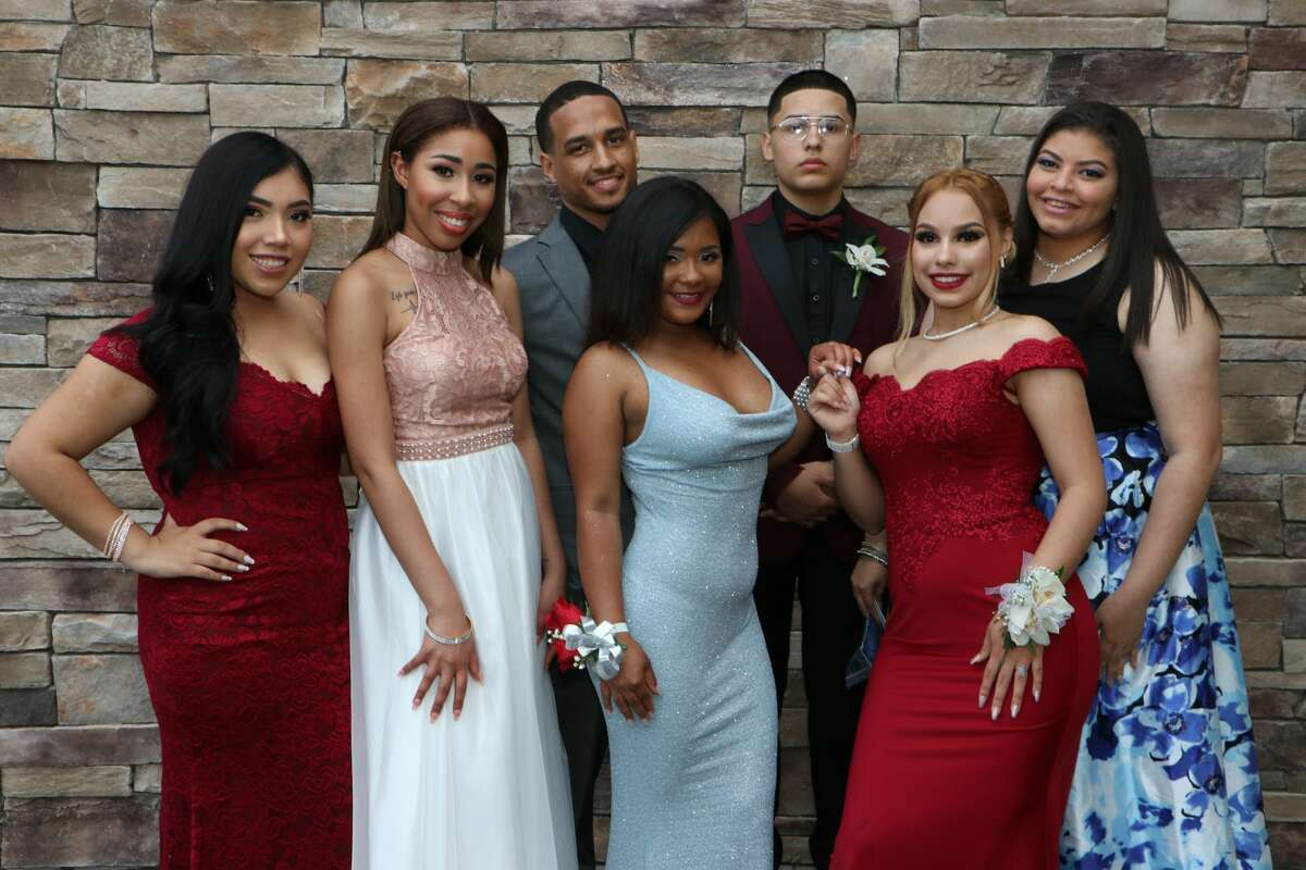 Bridgeport's Central High School held its senior prom at Cascade Fine Catering in Hamden onJune 1, 2018. The senior class graduates onJune 22. Were you SEEN at prom?