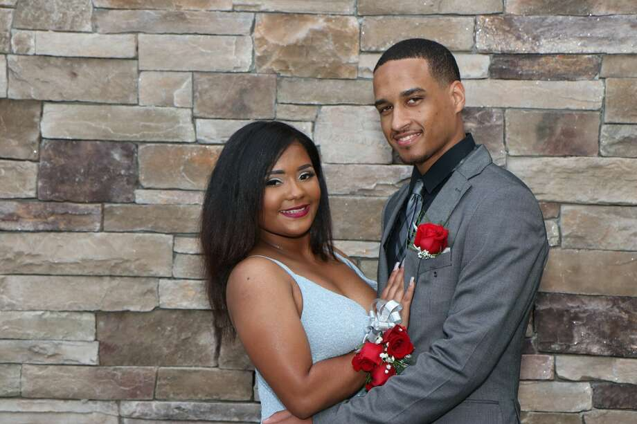 Bridgeport's Central High School held its senior prom at Cascade Fine Catering in Hamden on June 1, 2018. The senior class graduates on June 22. Were you SEEN at prom?