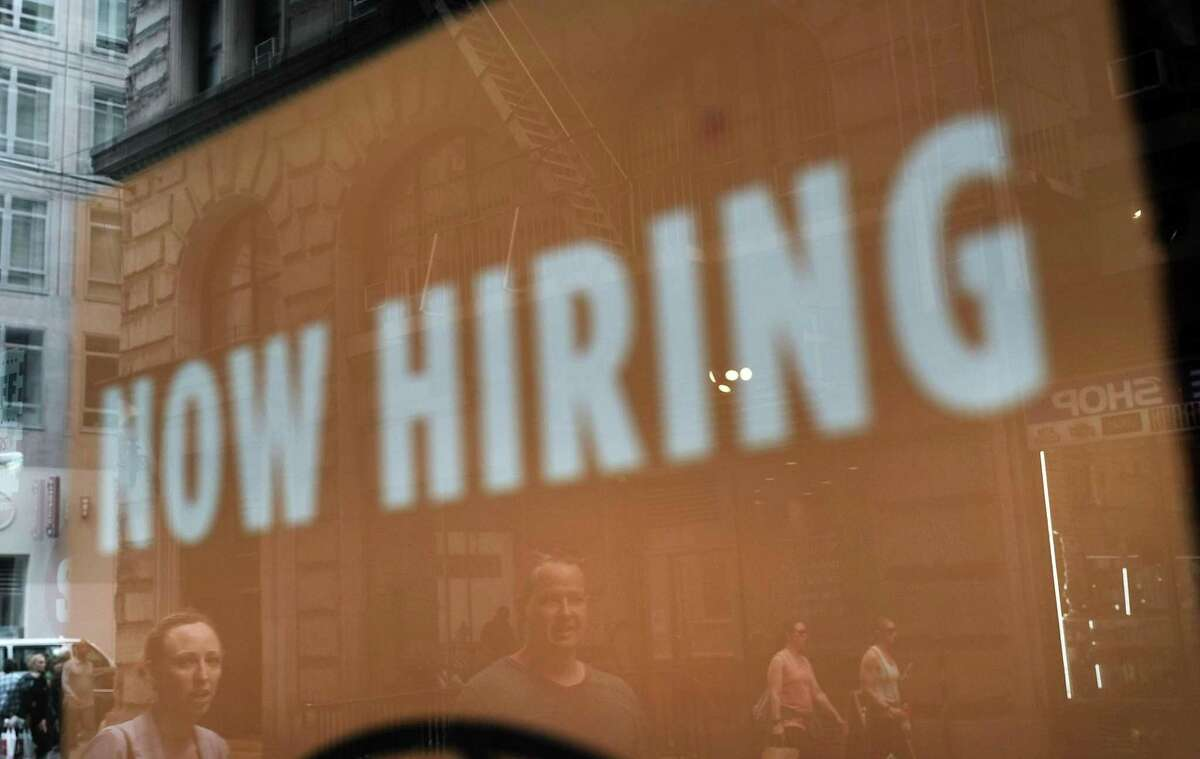 A robust jobs report shows low unemployment in Texas.
