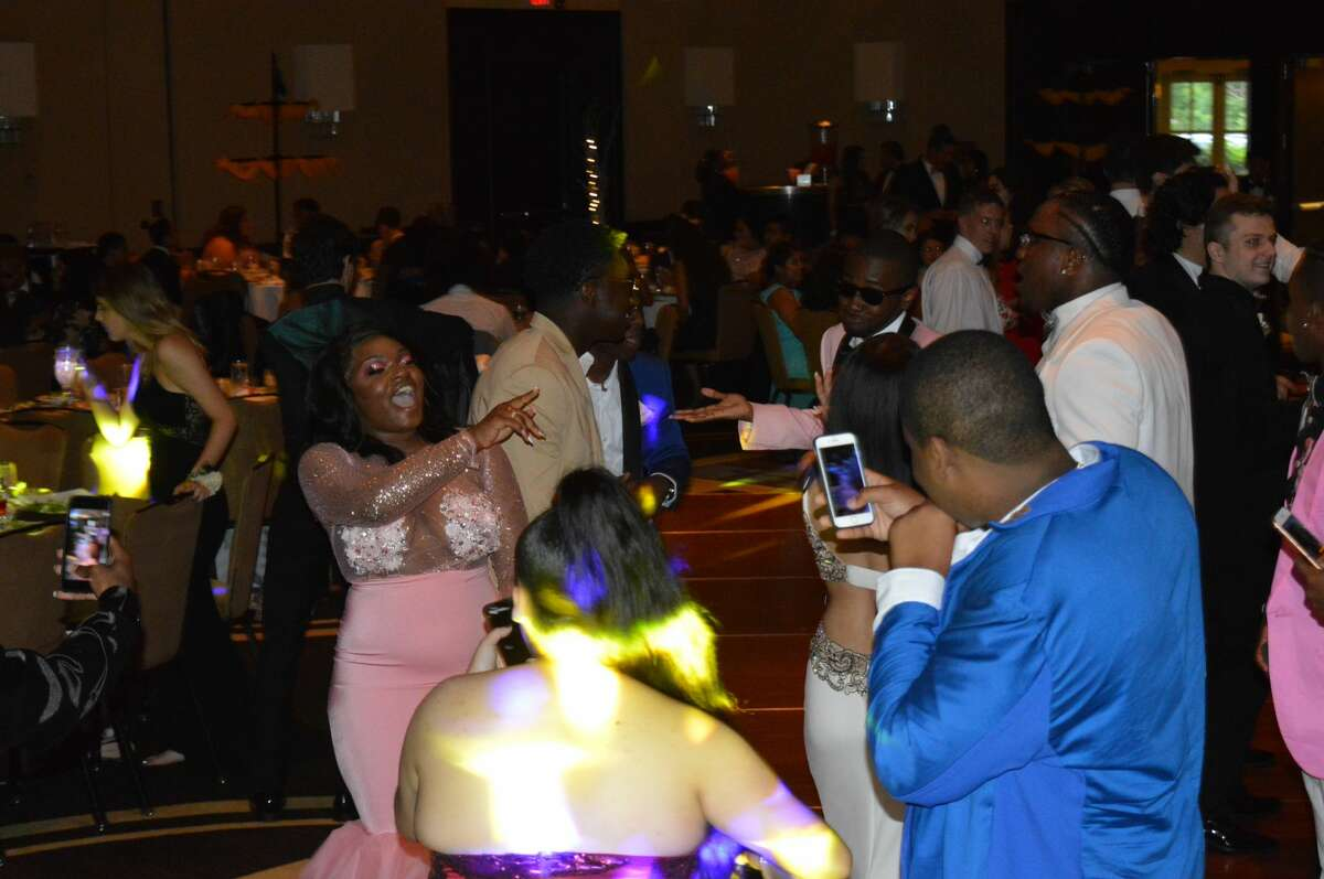 Stamford High School held its senior prom at the Hyatt Regency Greenwich on June 1, 2018. The senior class graduates June 22. Were you SEEN at prom?