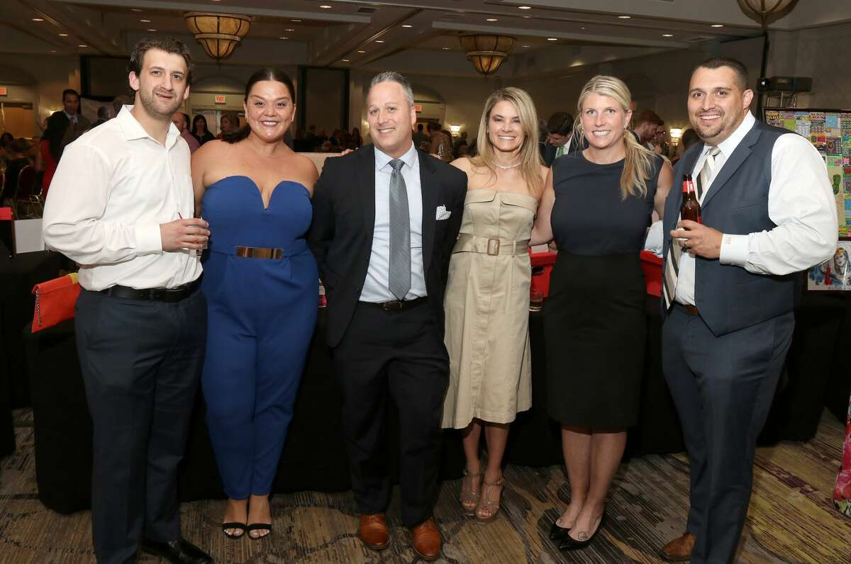 Were youSeen at the Leukemia & Lymphoma Society Upstate New York/Vermont Chapter's Man and Woman of the Year Grand Finale held at the Albany Marriott on Friday, June 1, 2018?