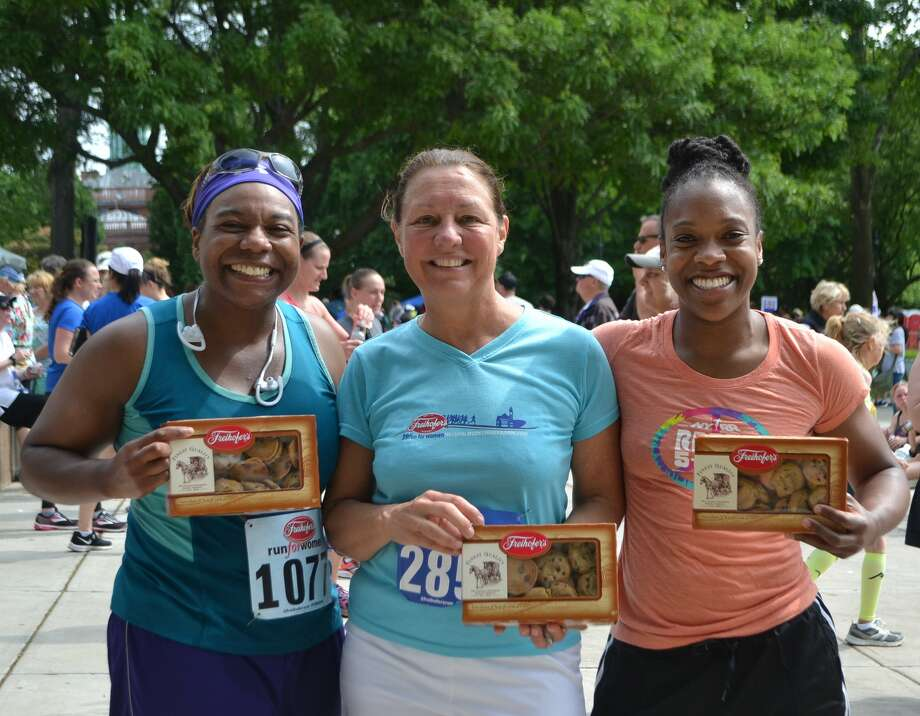 Were you Seen at the 40th annual Freihofer's Run for Women in downtown Albany on June 2, 2018? Photo: Photo By: Diana Centanni
