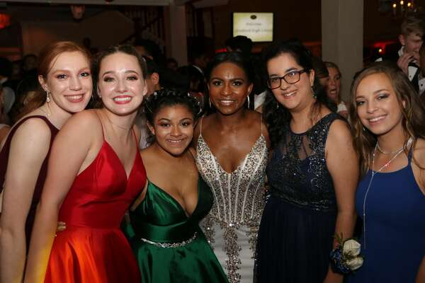 Stratford High School held its senior prom at Anthony's Ocean View in New Haven on June 1, 2018. The senior class graduates on June 14. Were you SEEN at prom?