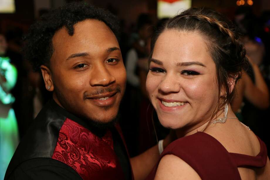 Stratford High School held its senior prom at Anthony's Ocean View in New Haven on June 1, 2018. The senior class graduates on June 14. Were you SEEN at prom? Photo: Ken Honore Of Direct Kenx Media