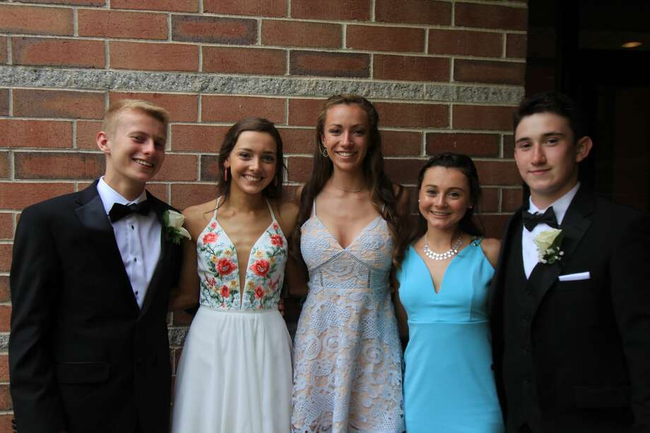 Fairfield Warde High School held its senior prom on June 2, 2018 at the Trumbull Marriott. The senior class graduates June 20. Were you seen? Photo: Alexa Brisson/Hearst Connecticut Media Group