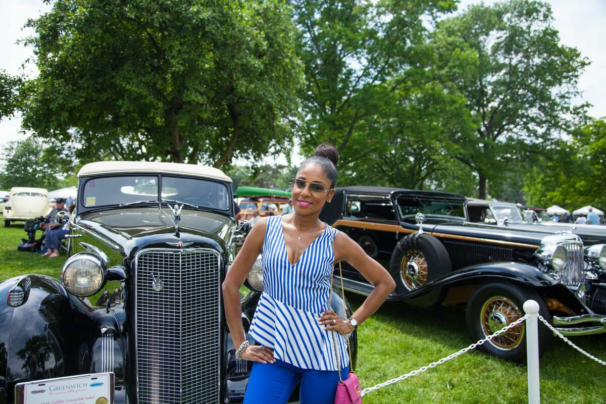 The 23rd annual Greenwich Concours d'Elegance was held June 2-3, 2018 at Roger Sherman Baldwin Park. Billed as one of the most prestigious classic car shows in the United States, Concours 2018 featured  original Briggs Cunningham race and street cars from the 1950s, a collection of pre-World War II Jaguar SS vehicles, vintage competition motorcycles and in-water yachts. Were you SEEN on Saturday?