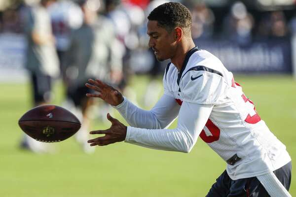 Texans cornerback Kevin Johnson has been limited to a combined 18 games (seven starts) in his last two seasons because of injuries.