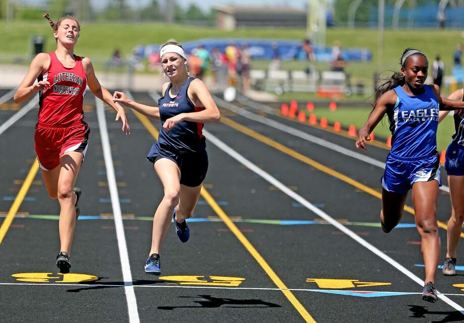 Division 4 State Track Finals 2018 Photo: Paul P. Adams/Huron Daily Tribune
