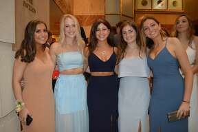 Westport's Staples High School held its senior prom on June 2, 2018 at the Stamford Marriott. The senior class graduates on June 22. Were you SEEN?