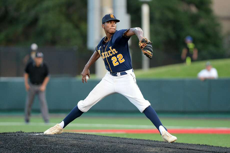 Cypress Ranch's Matt Thompson is named Chron's boys athlete of the week.  Photo: Craig Moseley, Houston Chronicle