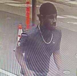 San Francisco's Department of Animal Care & Control is seeking a suspect in the killing of a stranger's dog on June 1, 2018.