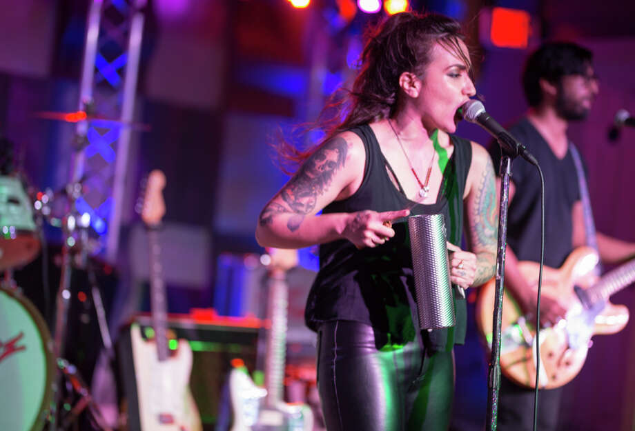 Former Girl in a Coma singer/guitarist, Nina Diaz, is returning to San Antonio for a hometown show. Photo: B. Kay Richter