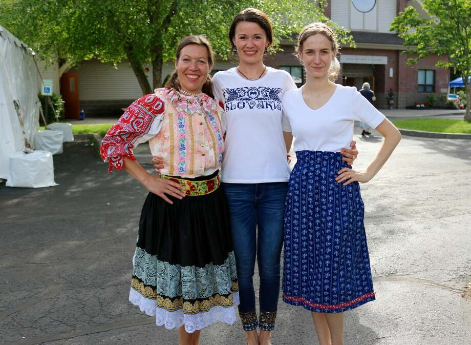 Were you Seen at the Capital District's 16th annual PolishFest at the Blessed Virgin Mary of Czestochowa Church in Latham? Photo: Amanda Case