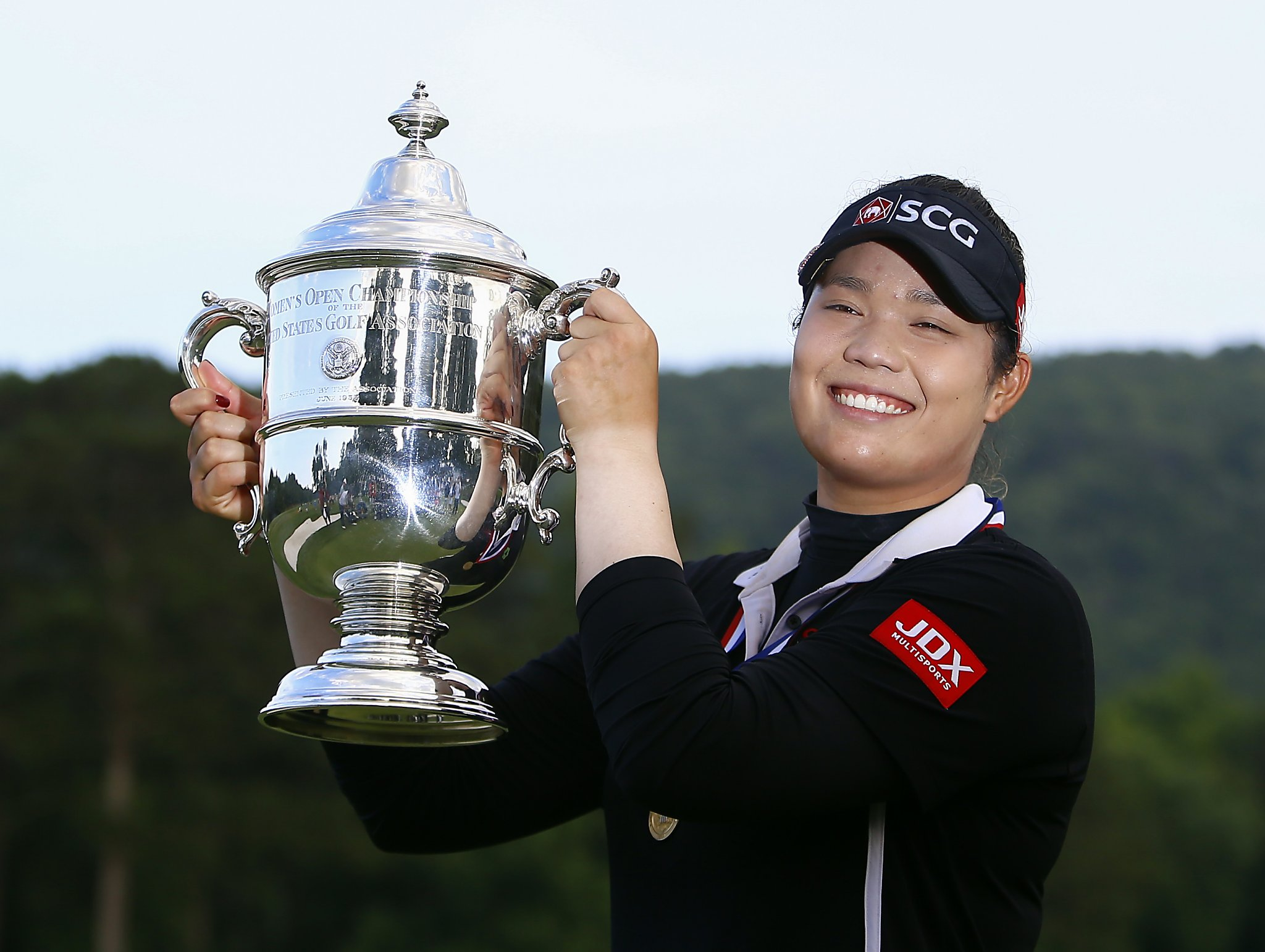 Ariya Jutanugarn wins US Women's Open on fourth playoff hole