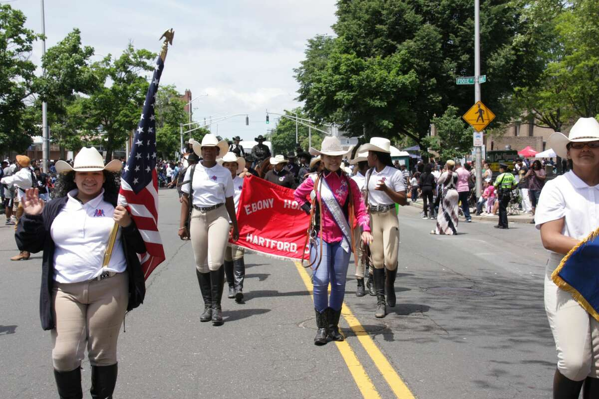 The annual Elm City Freddy Fixer Parade, a celebration of community, was held along Dixwell Avenue in New Haven on June 3, 2018. Were you SEEN at the parade?