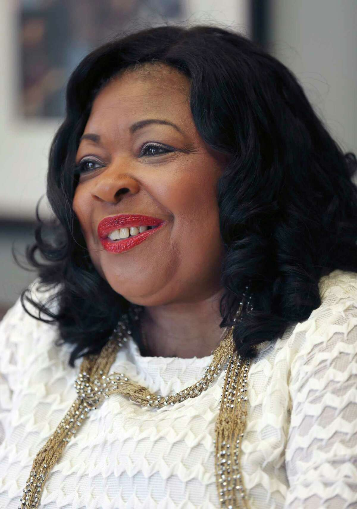 Jackie Gorman, seen April 22, 2018, is the CEO of San Antonio for Growth on the Eastside.