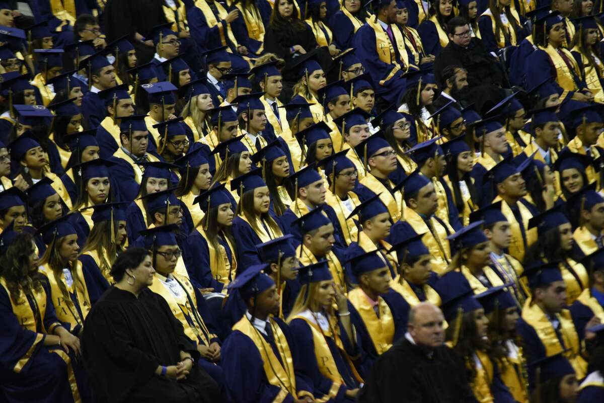 Click through the gallery to see the best high schools in Laredo in 2019, as ranked by the U.S. World & News Report