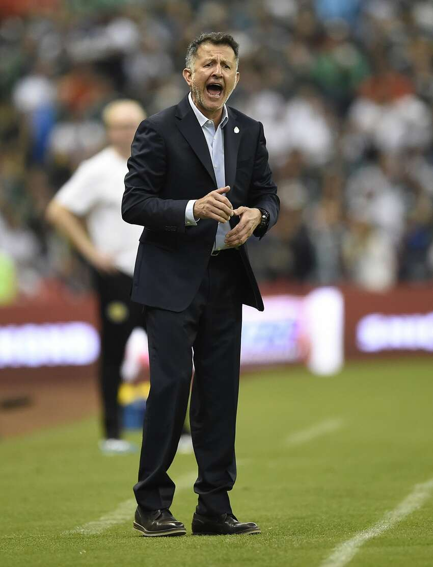 If you want to see a potential player-coach mutiny: Mexico Mexican coaches have shorter shelf lives than your average banana - one of them had the job for an entire four days in 2013. So Juan Carlos Osorio is on a comparative roll having coached El Tri for 2.5 years. But Osario's constant matchup tinkering - 44 different lineups in 44 games - has worn thin with his players and the Mexican fans. Goalkeeper Guillermo Ochoa recently said