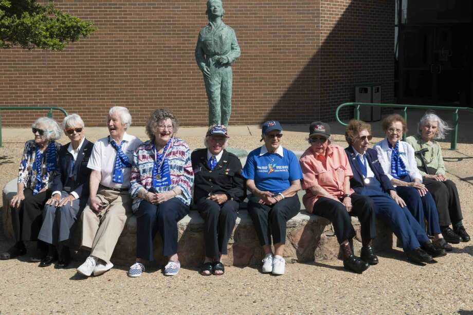 A museum in Sweetwater, which opened in 2005, is dedicated to honoring the legacy of Women Airforce Service Pilots and inspiring future generations. The nonprofit organization hosts the annual homecoming for WASP and their families to remember those with whom they served. Photo: Courtesy Photo