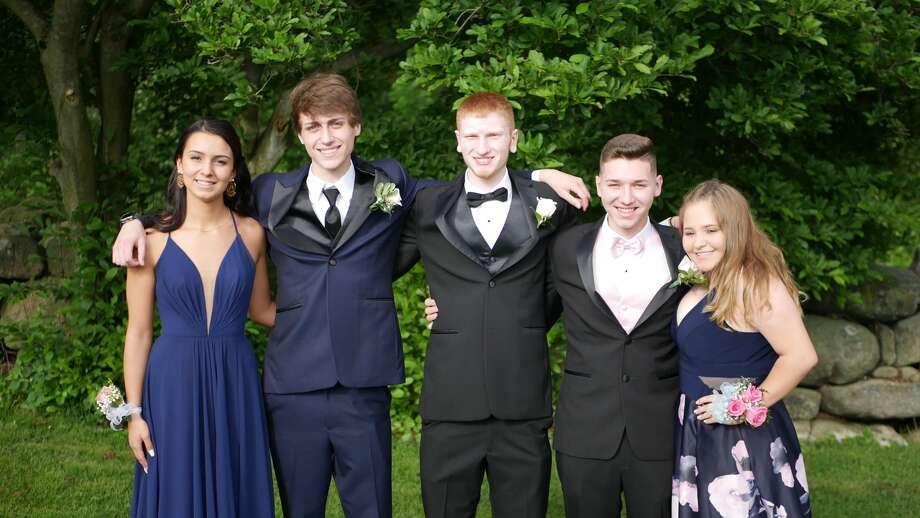 Danbury's Abbott Tech held its senior prom on June 1, 2018. The senior class graduates June 20. Were you SEEN? Photo: Abbott Tech Faculty And Students