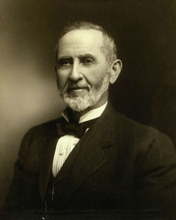 Deer Park founder Simeon West Photo: Deer Park Founder Simeon West / Courtesy City Of Deer Park