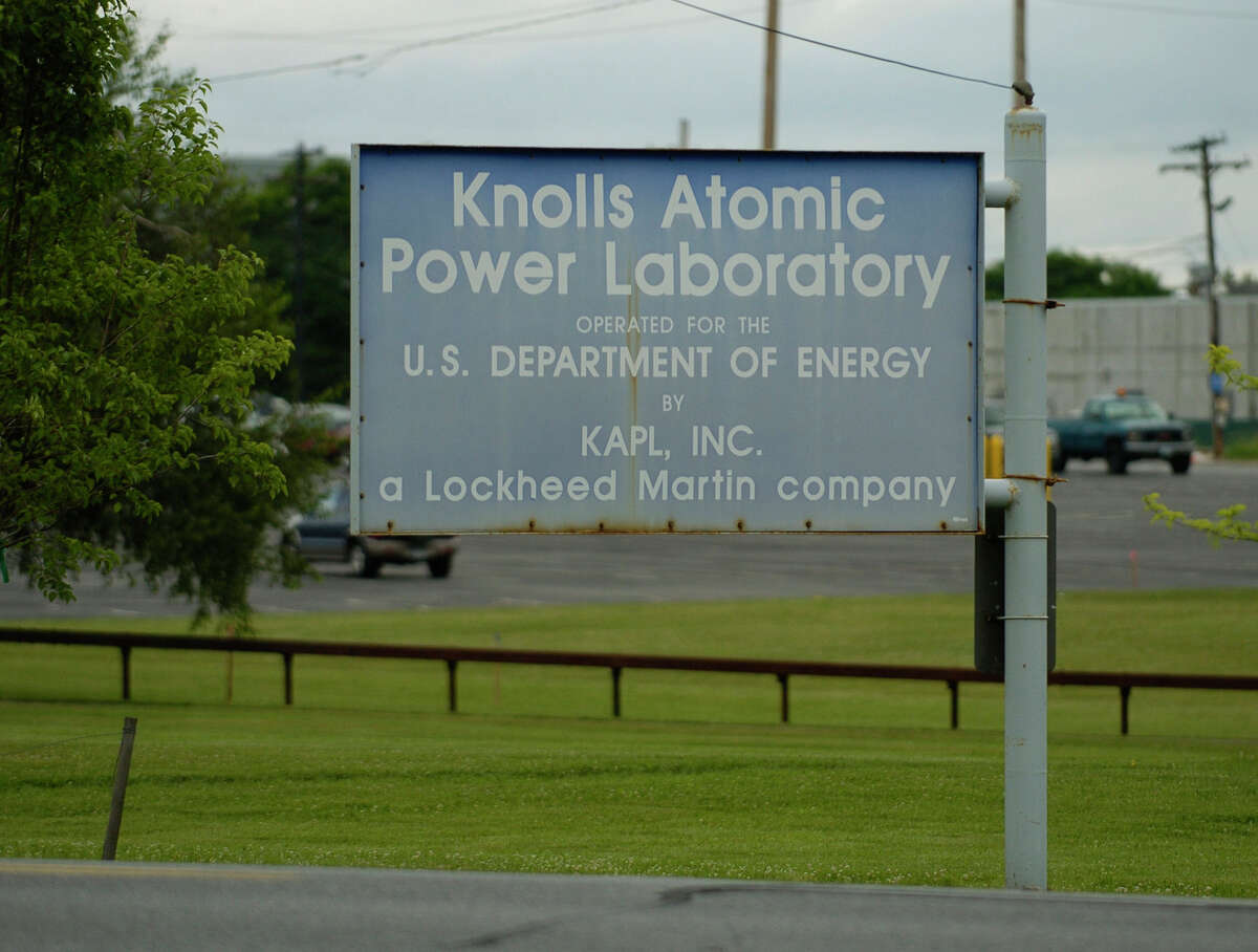 Federal energy officials are seeking state permission to store radioactive and chemical wastes collected during a decade-long cleanup of a 1950s-era atomic weapons facility at Knolls Atomic Power Lab in Niskayuna, New York. (File photo/Skip Dickstein)
