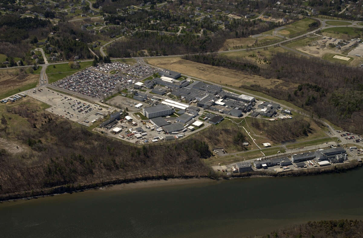 A view of the Knolls Atomic Power Labs on Wednesday April 21, 2004.