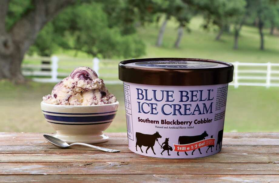 Blue Bell is in many Texans' blood. Photo: Blue Bell Ice Cream