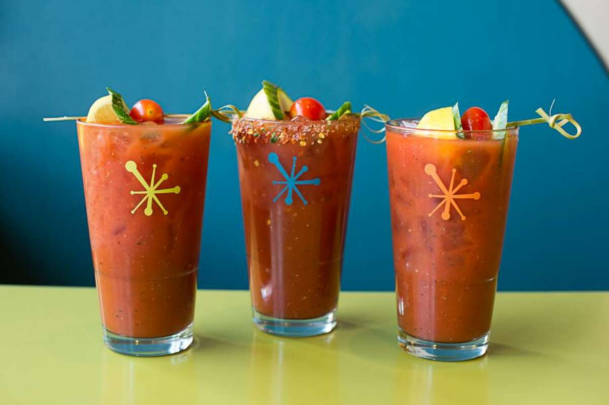 Bloody marys at Snooze.