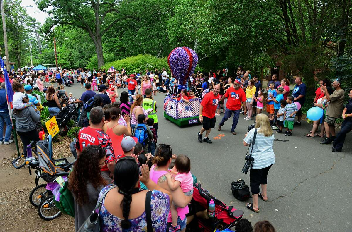 The Barnum Festival's Wing Ding Parade will kick off Saturday at Beardsley Park in Bridgeport. Find out more.