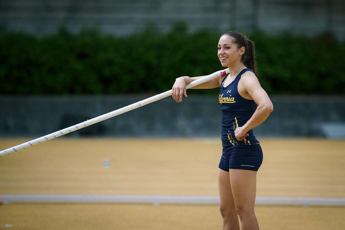 Lauren Martinez is one of seven Cal track and field members who qualified for this week's NCAA Championships.